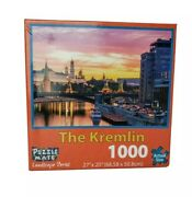 Puzzle Mate Kremlin 27x29 New 1000 Pieces Jigsaw Landscapes Series