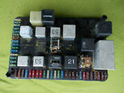 Porsche 944 Fuse Boxand Relays 1986 And Up