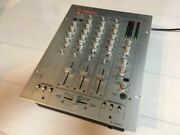 Vestax Pmc27 Mk2 Vintage Dj Mixer Equipment Shipped From Japan