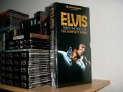 Elvis Collectors Boxset 6 Cd/3 Dvd/book The Complete Works/ That's The Way It Is