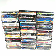 100 Dvd Collection Huge Lot Of Mixed Genre Movies See Photo Of Dvds - Lot 3114