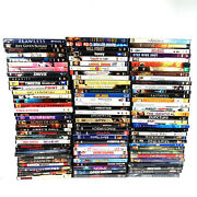 100 Dvd Collection Huge Lot Of Mixed Genre Movies See Photo Of Dvds - Lot 3107