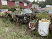 1956 Cadillac Convertible Body Shell Some Good Parts On It Left Kustom Rod