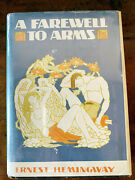 Hemingway. Ernest. A Farewell To Arms. New York