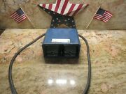 1996 Daewoo 10s 12s-3a Cnc Lathe Dual Foot Pedal Switch