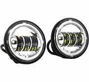 Letric Lighting Co. Llc-ilpl-ch 4.5 Led Passing Lamps For Indian