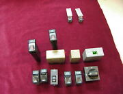 Bonus Group Of Dash Switches And Relays From Two 1996 Volvo 960 Cars. Used Parts