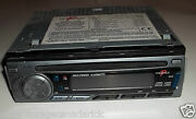Prestige Audiovox P-98 Car Radio Am/fm/mpx With Cd Player And Clock Works Great