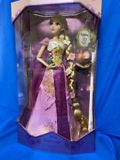 Rapunzel Doll Disney Princess Character Toy Anniversary Edition Limited Rare New