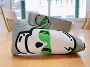 Swag Golf Handsome One Ecto Green Putter 34 354g Rare New Ship From Japan
