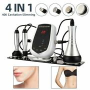 40k Fat Blasting Radio Frequency Body Slimming Rf Face Lifting Beauty Device