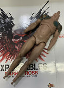 Hot Toys Mms138 The Expendables Barney Ross 1/6 Body Figure