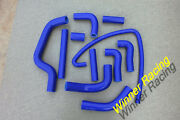Blue Silicone Radiator Hose Fit Ducati Monster 2000s S4 2001-2002/s4r 2004-2008