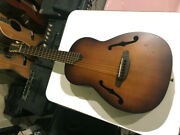 K.yairi Nocturne Ctm All Veneer F-hole Specification Antique Finish