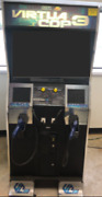 Sega Virtual Cop 3 Upright Arcade Machine Game Plays Great Local Pick Up Only