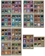 126 Card Yugioh Lot Binder Collection With Japanese, Holo, Ultra Rares, Etc