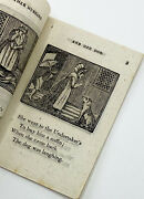 Sarah Catherine Martin / Old Mother Hubbard And Her Dog 1st Edition 1820