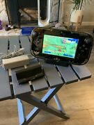 Wii U Legend Of Zelda Gamepad Controller Comes With Charger Stand No Stylus