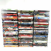 100 Dvd Collection Huge Lot Of Mixed Genre Movies See Photo Of Dvds - Lot 3110