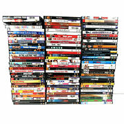 100 Dvd Collection Huge Lot Of Mixed Genre Movies See Photo Of Dvds - Lot 3109
