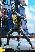 Hot Toys 16 Vgm45 Spider-man Anti-ock Suit 12inch Male Action Figures Soldier