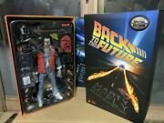 Hot Toys Back To The Future Marty Mcfly 1/6 Scale Plastic Painted Movable Figure