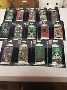 Disney Haunted Mansion Tarot Pin Set Limited Edition Out Of 200 Rare