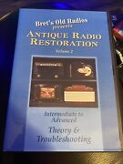 Antique Radio Restoration Vol 2 Of 4 Theory And Trouble Shooting Dvd