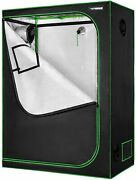 Vivosun 60 X 32 X 80mylar Hydroponic Grow Tent For Indoor Plant Growing 5and039x2and039