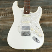 Fender Japan Made In Modern Stratocaster Hss Rosewood Fingerboard Olympic