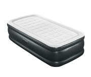 Inflatable Air Bed Mattress Twin Size Built-in Pump With Storage Bag 20 Height