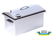 Smokehouse Made Of Stainless Steel, Bbq Grill, Smoker, Roaster, Smoker Home, Bbq