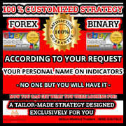 100 Designed Strategy Only For You - Mt4 Forex Binary System Strategy - .mq4