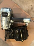 Metabo Hpt Nr83aa5 1-3/4-inch Up To 3-1/2-inch Coil Framing Nailer Nv90ags