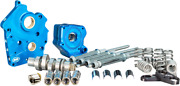 S And S Cycle 550 Cam Chest Kit With Chrome Pushrod Tubes 310-1080b