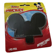 Mickey Mouse Birthday Candle - Party Supplies