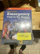 Nancy Carolineand039s Emergency Care In The Streets By Andrew N. Pollak Bob...