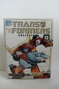 Transformers G1 Collection 13 Hot Rod Complete Takara 2003 Reissue Encore