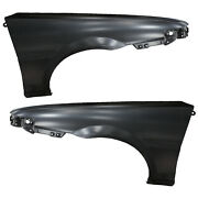Fenders Pair Right And Left Side Fits Toyota Trueno Ae86 19831987