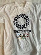 Rare Authentic Japan Import New W/ Tags Tokyo 2020 Olympics T-shirt