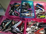 400 Waiters Corkscrews Bar Wine And Bottle Openers Two Flat Rate Box Lot 1006
