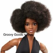 Barbie Signature Looks Doll 2021 2 Gtd91 Made To Move Curvy Elle New