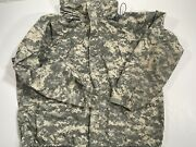 Us Army Gen Iii Acu Digital Ucp Level 6 Extreme Cold Weather Jacket X-large Long