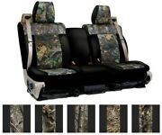 Coverking Real Tree Custom Tailored Seat Covers For Honda Prelude