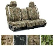 Coverking Multicam Custom Tailored Seat Covers For Lincoln Town Car