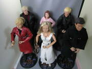 Buffy The Vampire Slayer 6 Bodies Toy Figure Shipped From Japan