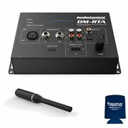 Audiocontrol Dm-rta With Cm-20 Microphone Real Time Analyzer And Multi-test Tool