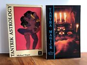 Tantra Magick + Tantrik Astrology - Michael Magee Amookos Occult Kenneth Grant