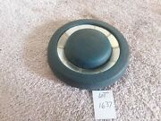 1970 Plymouth Valiant A Body Parts Accessories Blue Steering Wheel Horn Pad