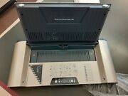 Fellowes Helios 60 Office Thermal Binder New Open Box